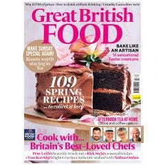 Great British Food Spring Special