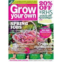 Grow Your Own April 2020