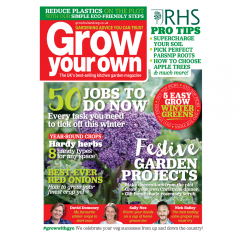 Grow Your Own Magazine December 2020
