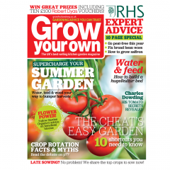 Grow Your Own August 2021