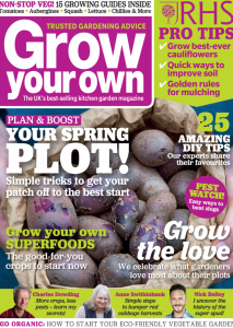 Grow Your Own February 2021 Cover