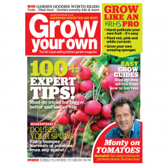 Grow Your Own May 2021