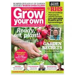 Grow Your Own May