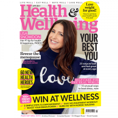 Health & Wellbeing April 2021