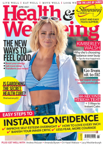 Health and Wellbeing June 2021 Cover