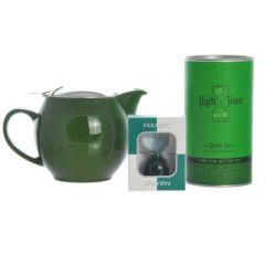High Tea Green Tea Gift Set