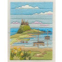 Coastal Spring Long Stitch Kit