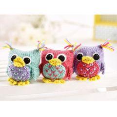 Olivia & Friends Downloadable Knitting Pattern