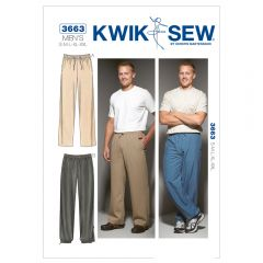 Trousers Sewing Pattern