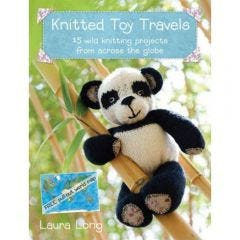 Knitted Toy Travels Book