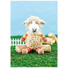 Larry the Lamb Pattern