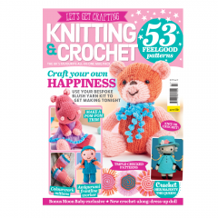 Let's Get Crafting Issue 127