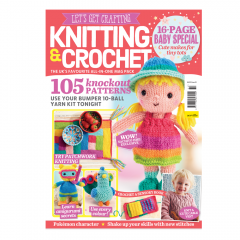 Let's Get Crafting Issue 132