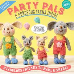 Party Pals Knit Kit