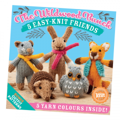 The Wildwood Bunch Yarn kit
