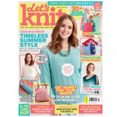 Let's Knit July 2021