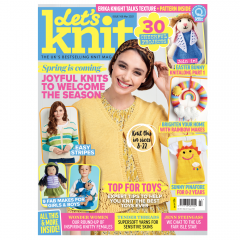 Let's Knit March 2021