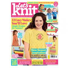 Let's Knit May 2021
