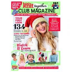 Let's Knit Together Xmas Supplement