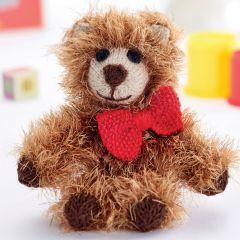 Louis the Bear Pattern
