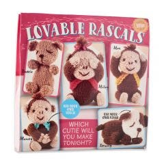 Loveable Rascals Yarn Kit