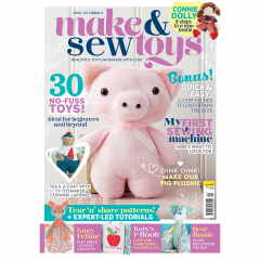 Make & Sew Toys Subscription