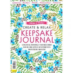 Make It Today Keepsake Journal