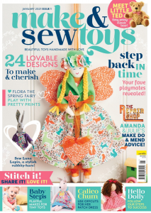 Make and Sew Toys Issue 1