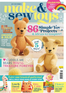 Make & Sew Toys Issue 6