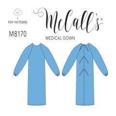 FREE Medical Gown Pattern