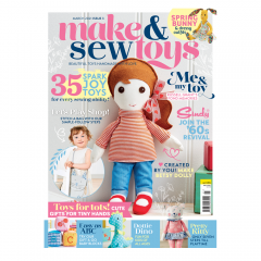 Make & Sew Toys Issue 3