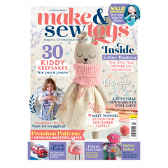 Make & Sew Toys Issue 5