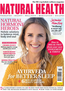 Natural Health October 21 Cover
