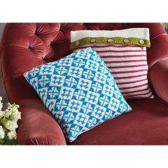 Nordic Inspired Cushion Set Knitting Pattern