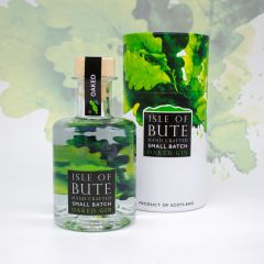 ISLE OF BUTE - OAKED GIN 20CL