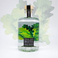 ISLE OF BUTE - OAKED GIN 70CL