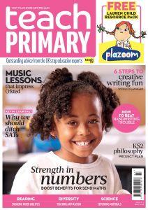 Teach Primary Cover