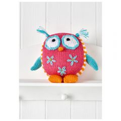 Ollie the Owl Pattern