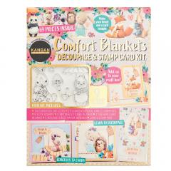 Kanban - Comfort Blankets cardmaking kit