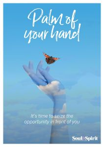 Palm of your Hand Poster