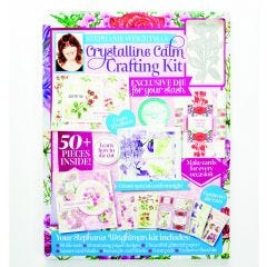 Stephanie Weightman Crystalline Calm Cardmaking Kit