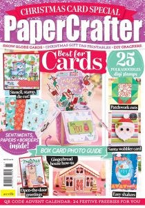 PaperCrafter 165 Cover