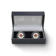 Royal Air Force Centenary Commemorative Cufflinks