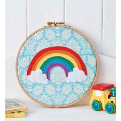 Free Rainbow Hoop Sewing Pattern