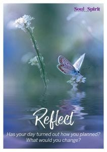 Reflect Poster