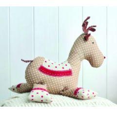 FREE Roger Reindeer Sewing Pattern