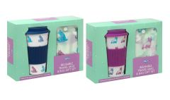 RSPCA Cat & Dog Travel Mug Set