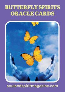 Butterfly Card Deck