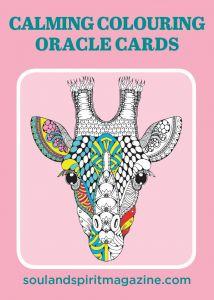 Calming Colouring Card Deck