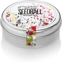 Artist's Meadow Wildflower Tin